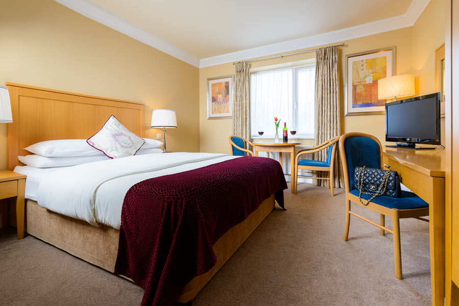 Dingle Bay Hotel double bedroom
